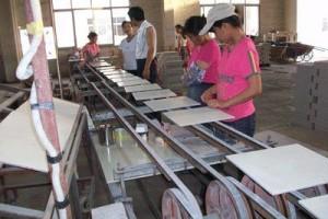 湖北已建成75条瓷砖生产线 待建117条