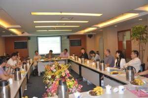 SIC China 2012工业陶瓷行业交流会隆重召开